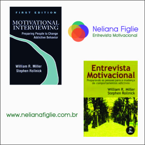 arte do livro MOTIVACIONAL INTERVIEWING PREPARING PEOPLE FOR CHANGE